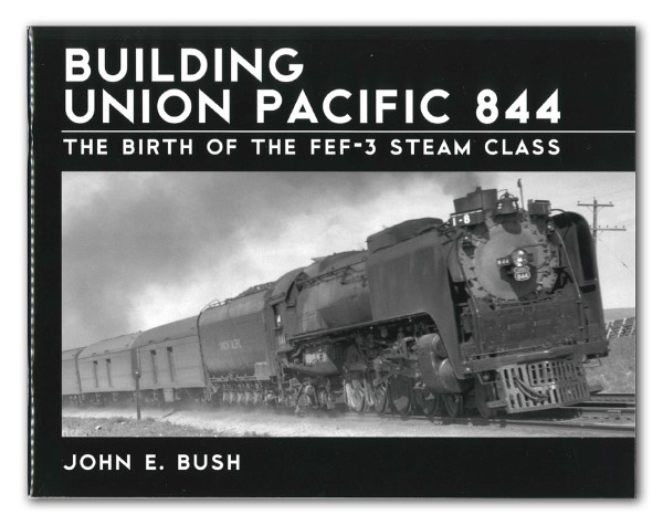Building Union Pacific 844