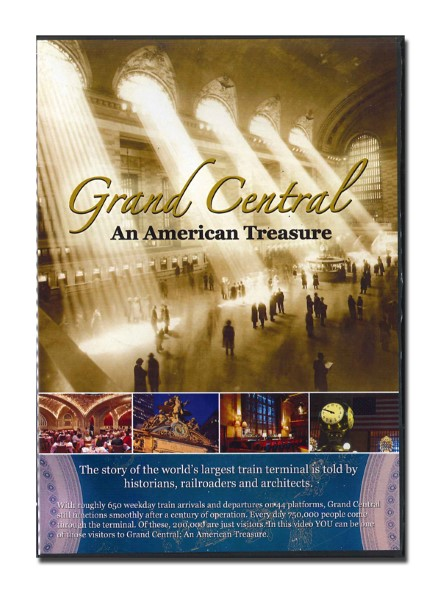 Grand Central: An American Treasure - DVD