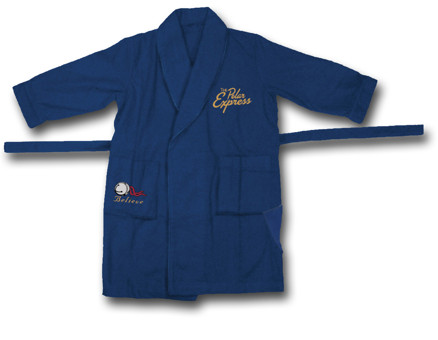 Youth Polar Express Robe (5/6),SL140123-M