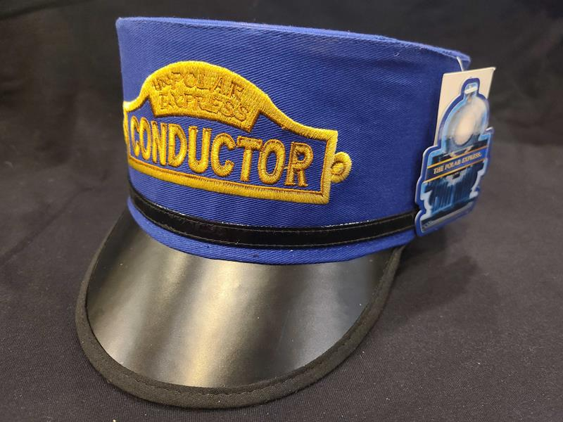 Polar Express Conductor's Hat,SL120162Y