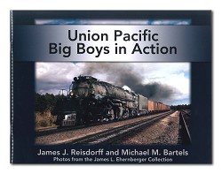 Union Pacific Big Boys in Action
