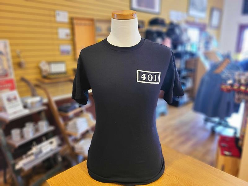 491 Black Shirt