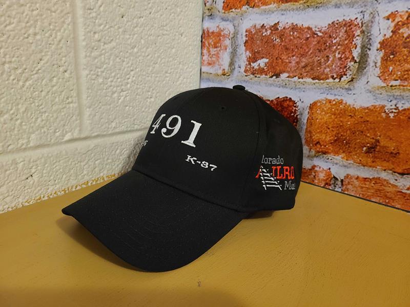 D&RGW #491 Hat