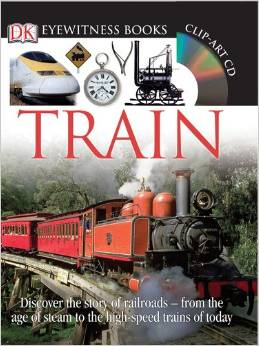 DK Eyewitness Book:Train,9780756650322