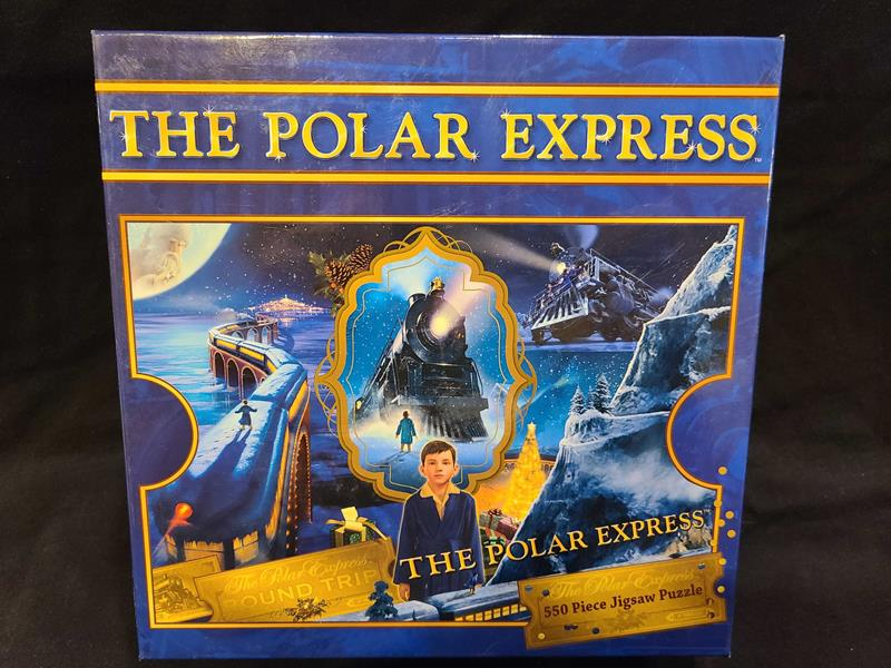 Polar Express 550 Piece Jigsaw Puzzle,31727