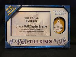 The Polar Express Jingle Bell Display Frame