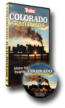 Trains Magazine: Colorado Railroads - DVD