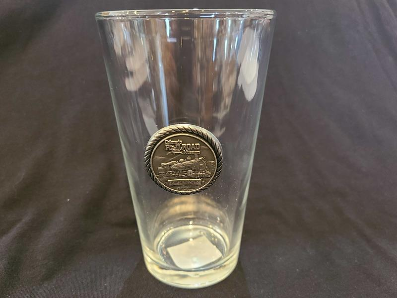 Colorado Railroad Museum 16oz Pub,759