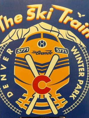 The Ski Train Denver-Winter Park