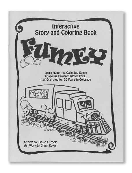 Fumey Coloring Book