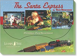 The Santa Express (Santa variety pack)