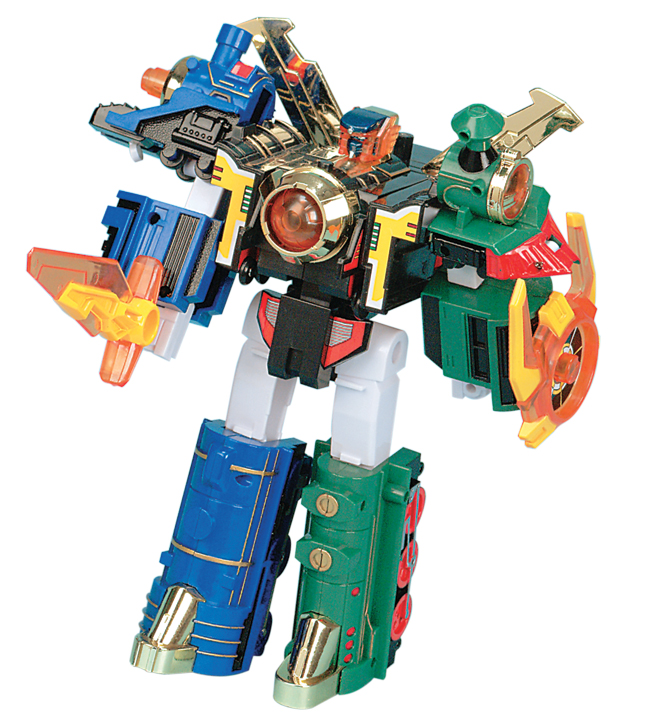 Train Transformer,03-8153