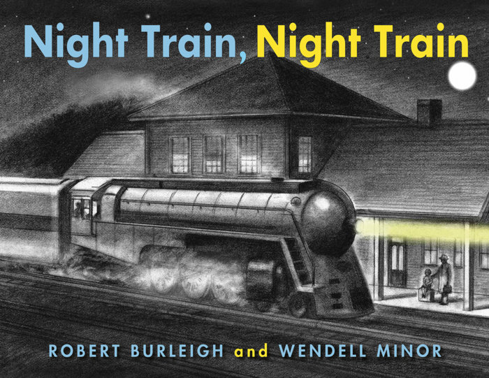 Night Train, Night Train,978-1-58089-717-4