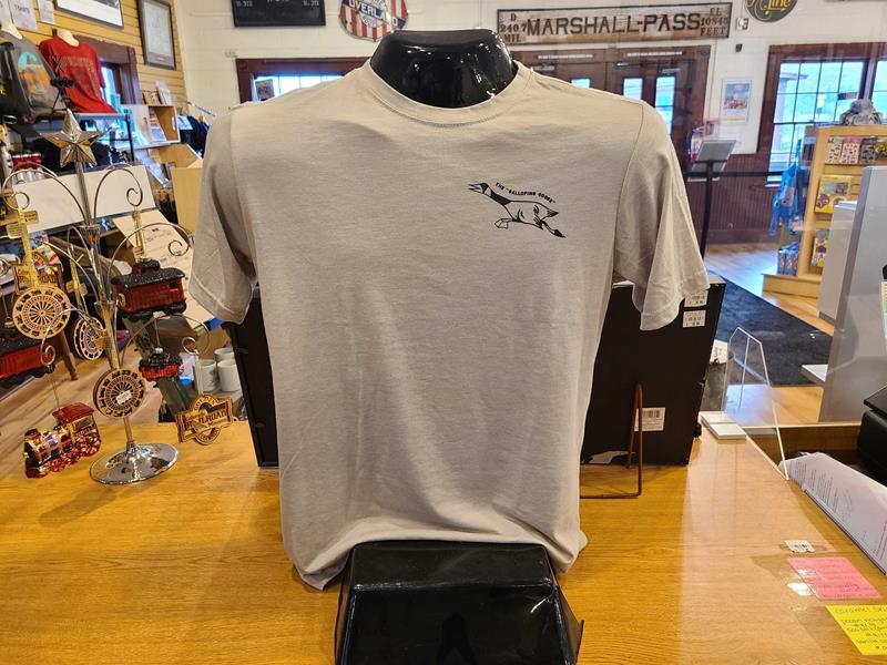 Galloping Geese Schematics Shirt