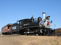 Rio Grande Southern Steam Locomotive No. 20 Restoration