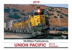 2019 Calendar - McMillan Publications Union Pacific