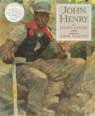 John Henry-By Julius Lester I,9780140566222