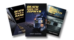 The Zephyr Series - Trilogy of Books