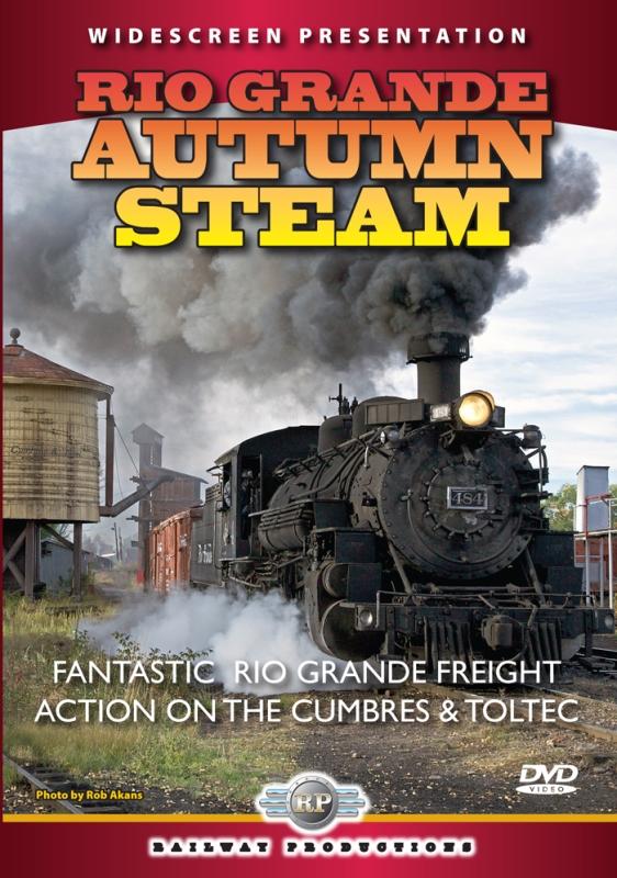 Rio Grande Autum Steam