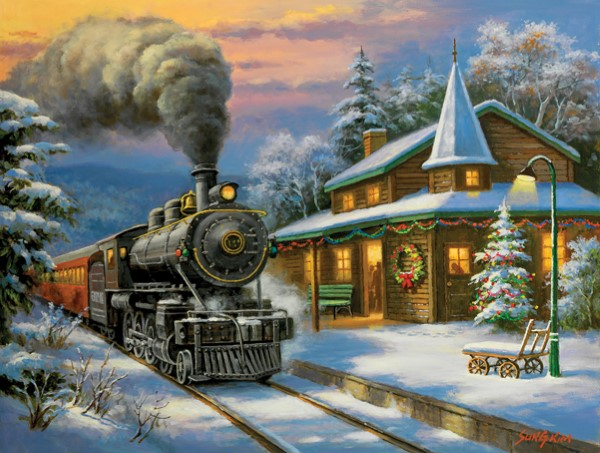 Holiday Ltd.-500 Piece Puzzle,36637