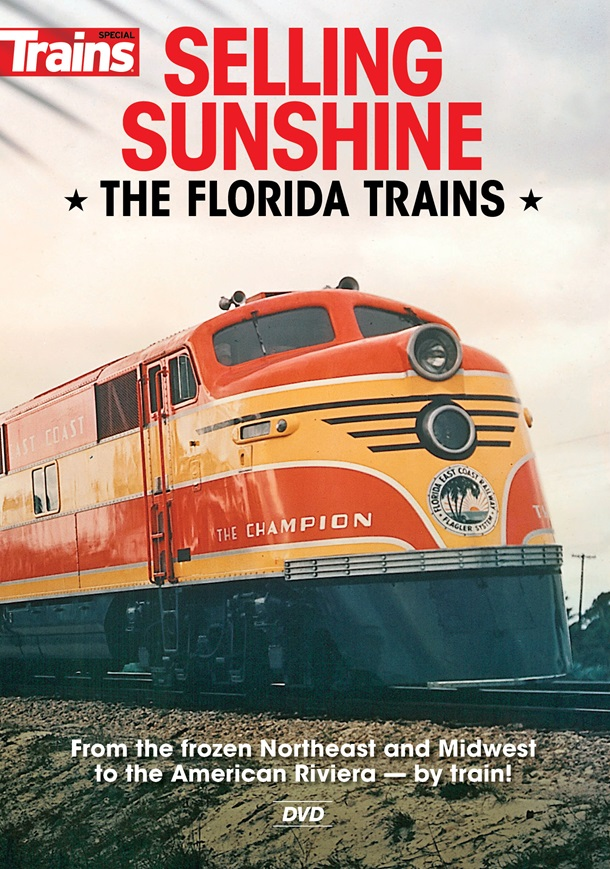 Selling Sunshine, the Florida Trains DVD,15135