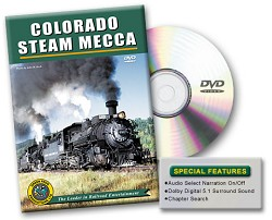 Colorado Steam Mecca,20004DVD