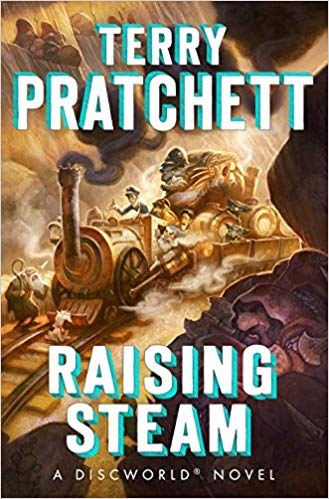 Raising Steam (Discworld),9780385538268
