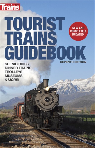 Tourist Trains Guidebook 7th Edition,01213