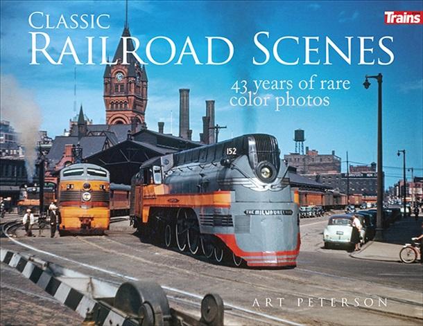 Classic Railroad Scenes (Sofcover),01307