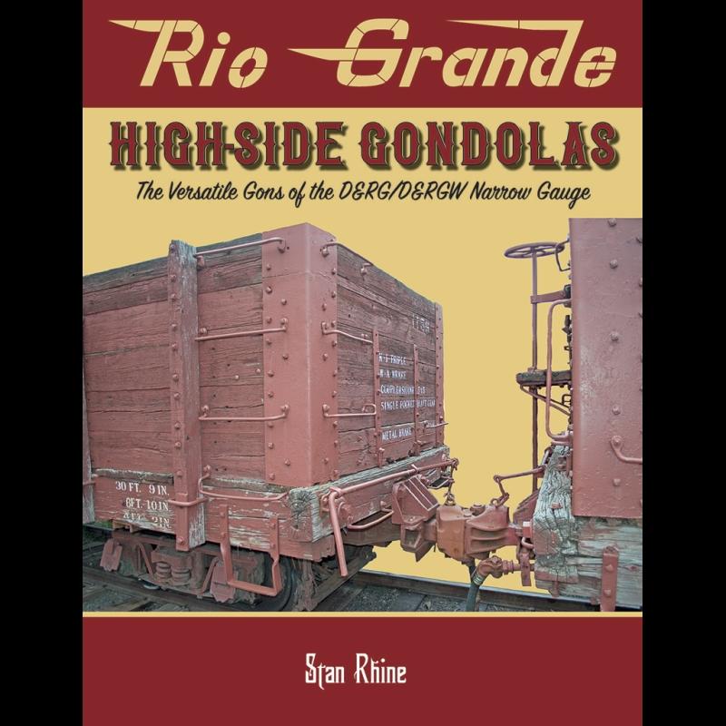Rio Grande High-Side Gondolas