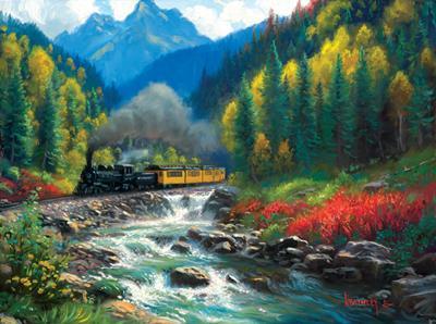 Durango Silverton - 1,000 Piece Puzzle,104671