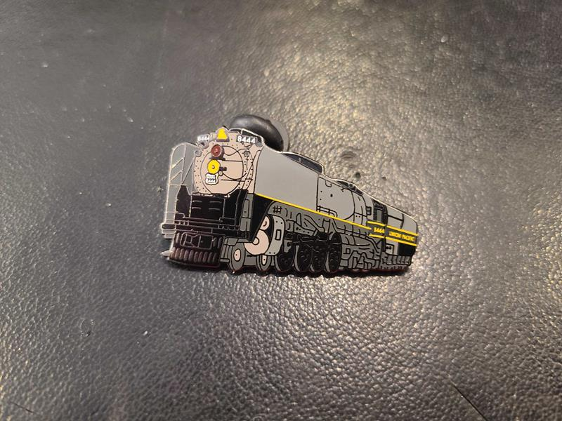"Union Pacific ""Northern"" 8444,UP84"