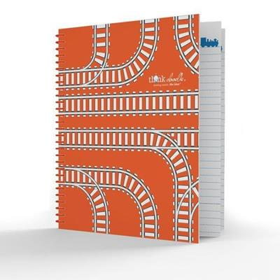 Choo Choo Charming Notebook