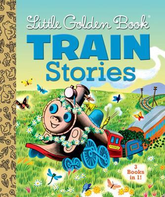 Train Stories- Little Golden Book,9780385378628