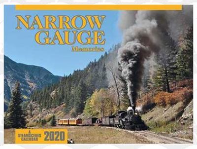 2020 Calendar -Narrow Gauge