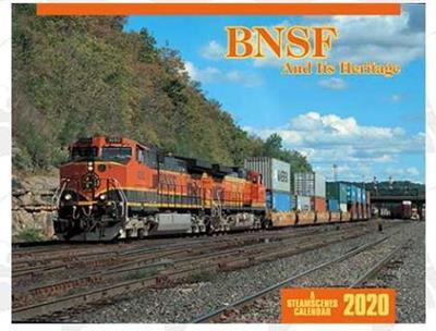 2020 Calendar -BNSF
