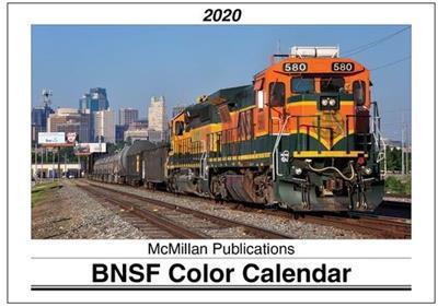 2020 Calendar -McMillan Publications BNSF