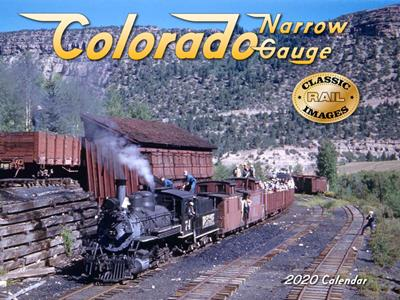 2020 Calendar - Colorado Narrow Gauge