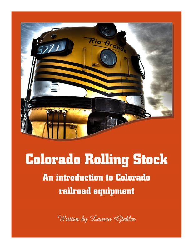 Colorado Rolling Stock: