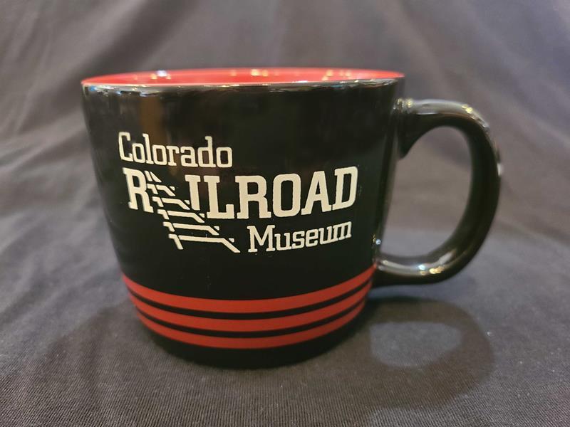Colorado Railroad Museum Mug,155031-OL