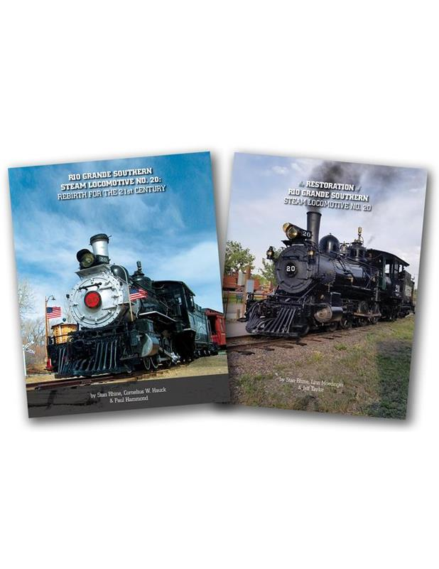 RGS No. 20 Restoration & Rebirth Book Set (2 Titles)