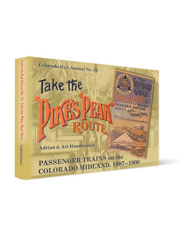 CRA No. 34 - Ride the Pike's Peak Route