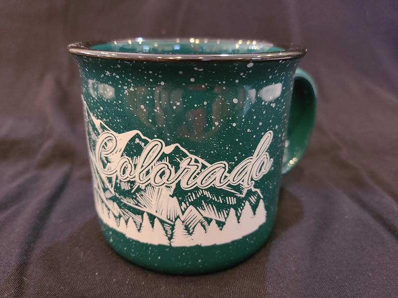 Colorado Coffee Mug,GWMU146
